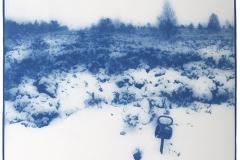 Moorland II, 2016, 32 x 32 cm