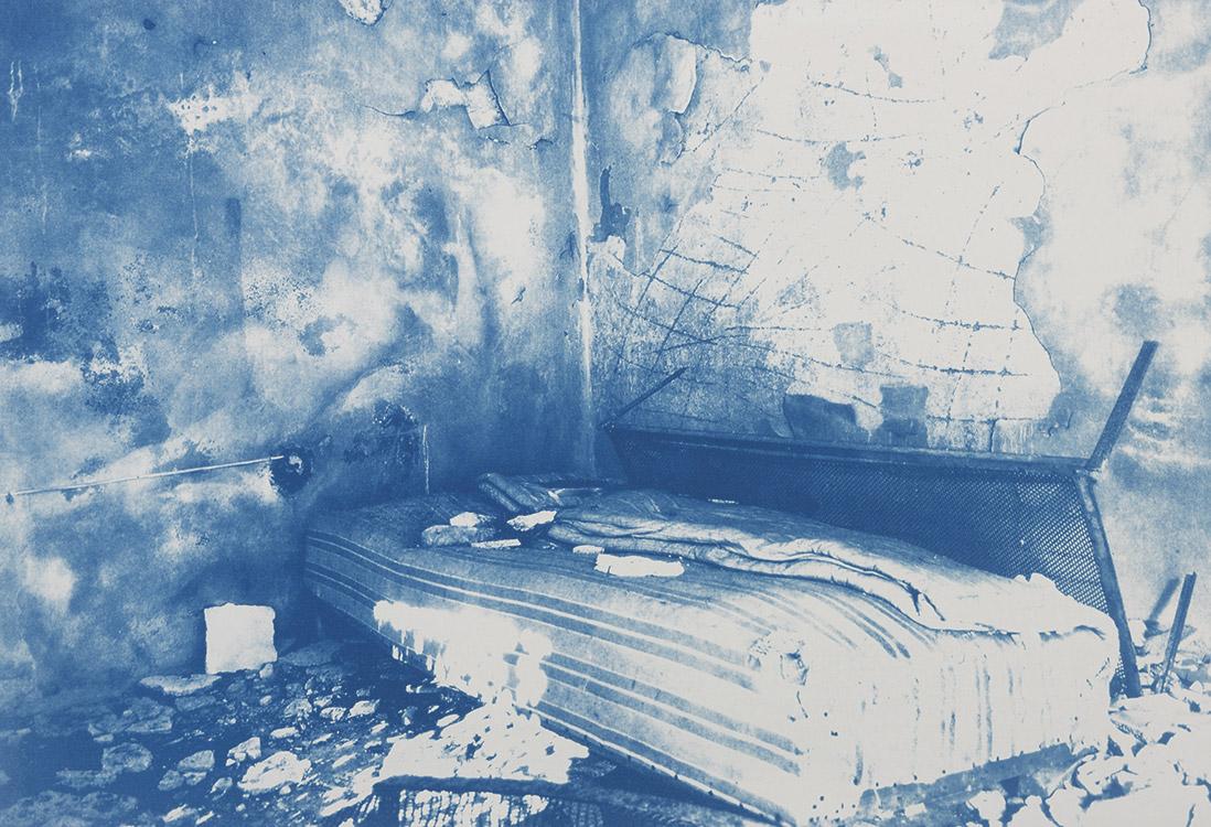 Was bleibt II, 2011, 35 x 50 cm