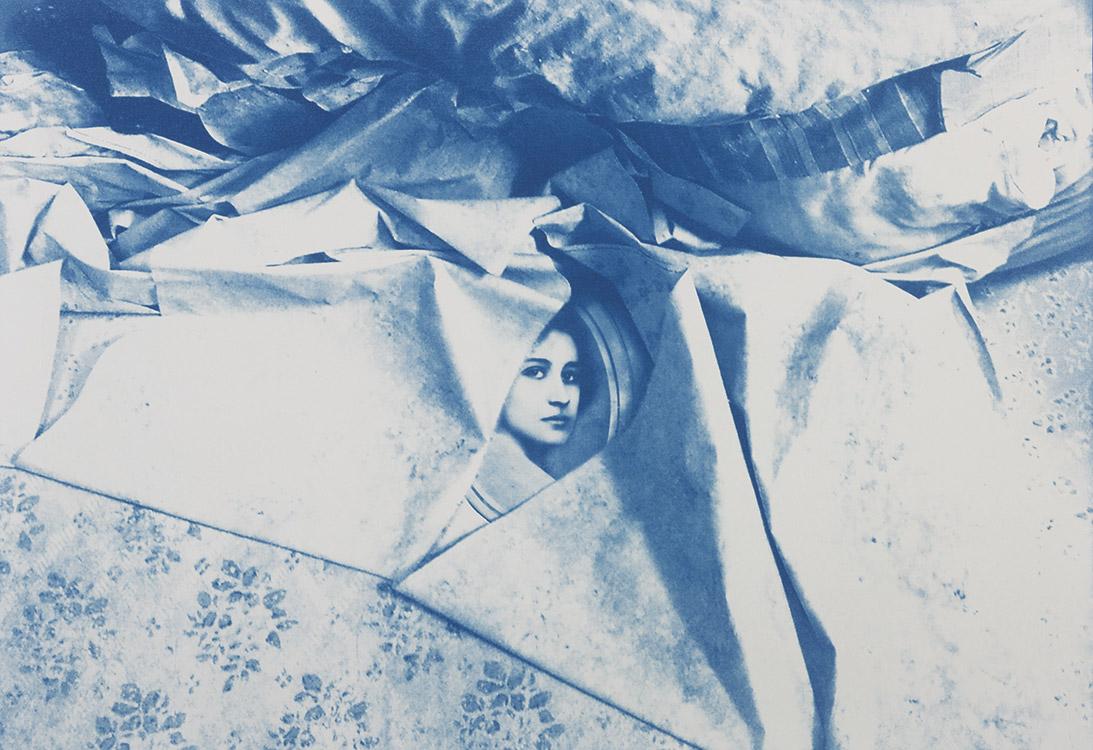 Was bleibt IV, 2011, 34 x 48-cm
