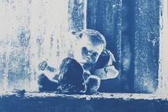 Was bleibt I, 2011, 35 x 45-cm